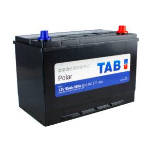 Акумулятор TAB Polar S 6СТ-95Аз (0) Japan